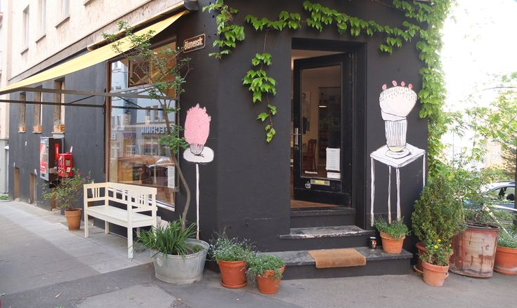 CAFÉ BABEL - the cutest corner café in stuttgart, for real!