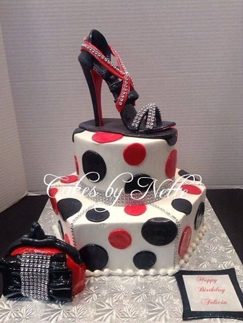 Best 25 Diva Birthday Cakes Ideas On Pinterest