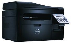 Dell B1165nfw Multifunction Mono Laser Printer Driver