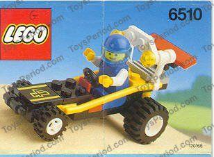 LEGO 6510 Mud Runner Image 1