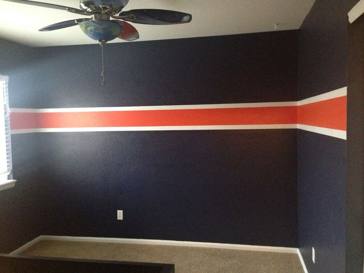 Denver Broncos Bedroom Ideas Amazing Design