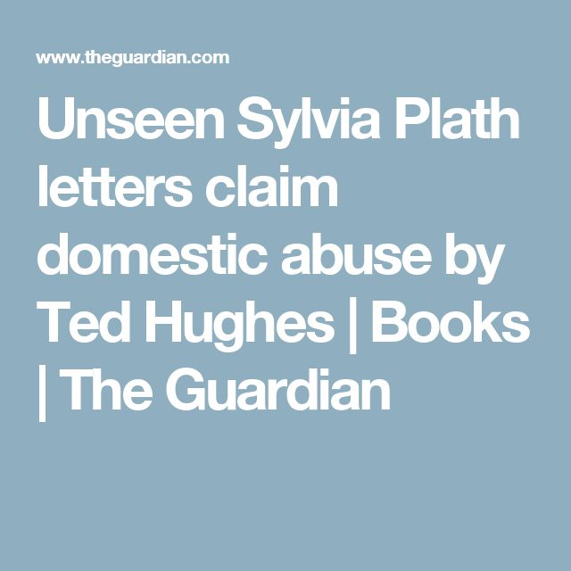 ted hughes and sylvia plath essay Free ted hughes papers, essays ted hughes's pike versus sylvia plath's mirror many blame ted for the death of sylvia, however, hughes was deeply.