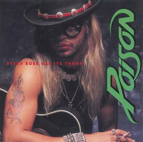 Poison - Every Rose Has Its Thorn Cover