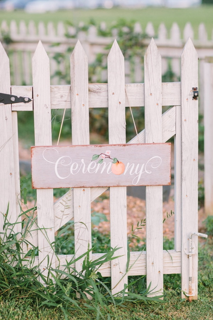 Pretty painted signage Photography by Libelle Photography / libellephotography.com, Design   Planning by Wrennwood Design / wrennwooddesign.com, Cinematography by Artworks Wedding Cinema / artworksweddingcinema.com