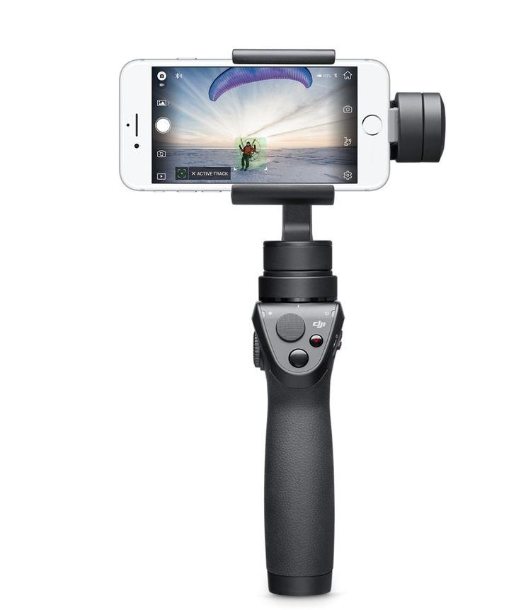 DJI OSMO Mobile Gimbal for iPhone