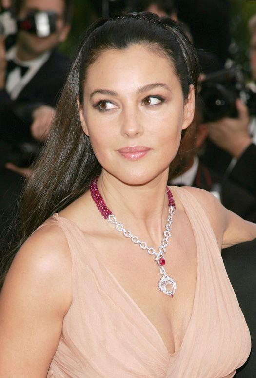 Monica loves pendants!