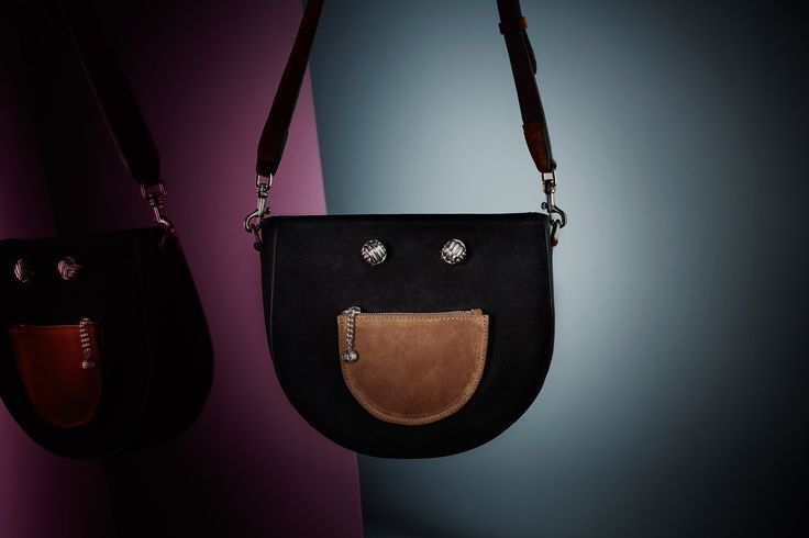 The Happie bag is our 5 year anniversary limited edition bag. We're celebrating our success with happiness and therefor the bags was named Happie. Enjoy the two-toned suede colours in different combinations. #leowulff #happie #bags