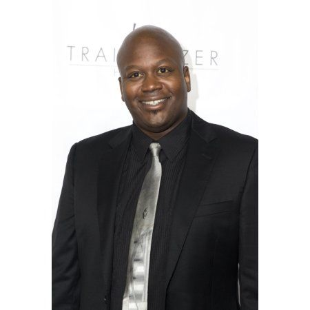 Tituss Burgess At Arrivals For LogoS Trailblazer Honors 2015 Gay Pride Event Canvas Art - (16 x 20)