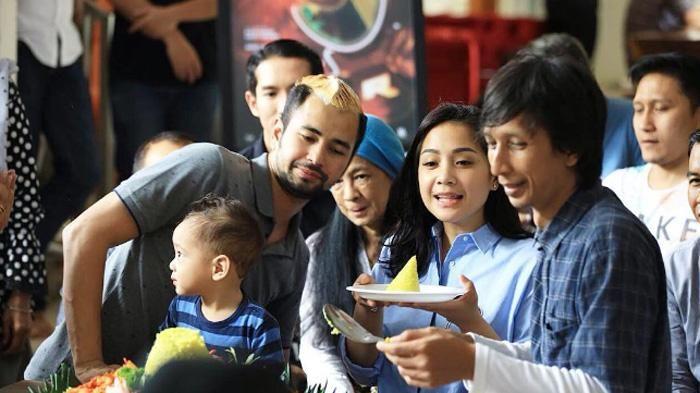 Rafathar The Movie - Hari Pertama Syuting, Raffi Nagita Minta Doa Dari Netizen