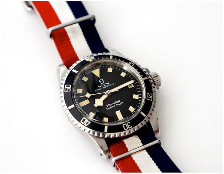 17 best images about vintage watches with nato strap on - Tudor dive watch ...
