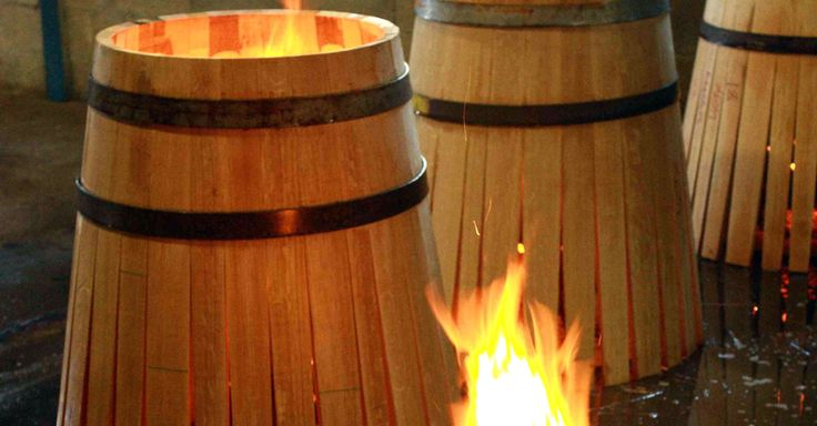 Learn about the work of cooperage; the art of making whisky barrels, oak barrels, and bourbon barrels.