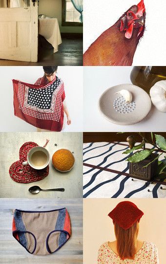 A day in the cottage by francesca mosmea on Etsy--Pinned with TreasuryPin.com