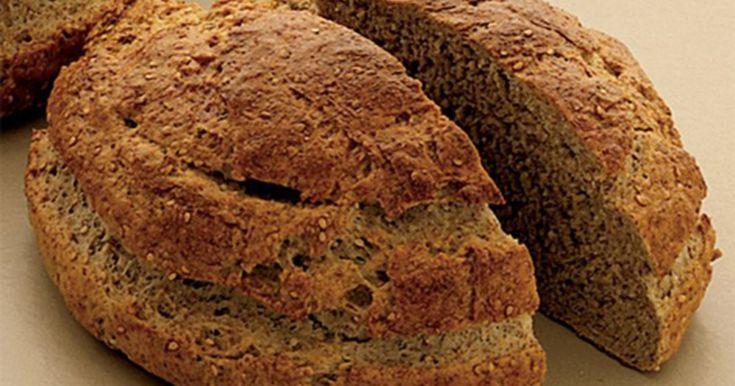 Madbrød med rugmel - Opskrifter - Arla