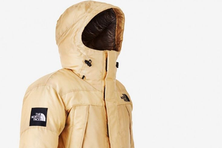 The North Face's Moon Parka Is Made With Synthetic Spider Silk | Highsnobiety