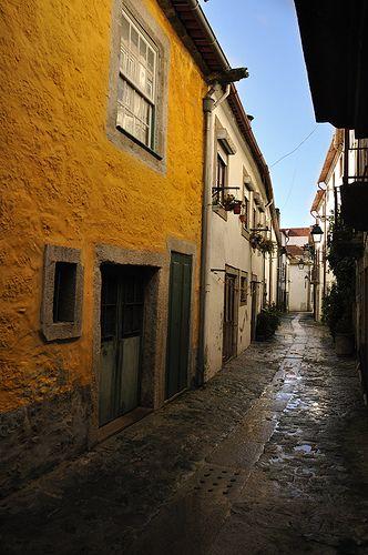Ruas de Viana do Castelo