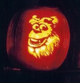 17 best images about monster inc pictures on pinterest for Monster pumpkin carving patterns