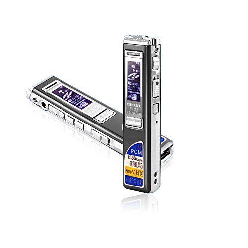USB digital voice recorder by CENLUX Feature 1.Digital