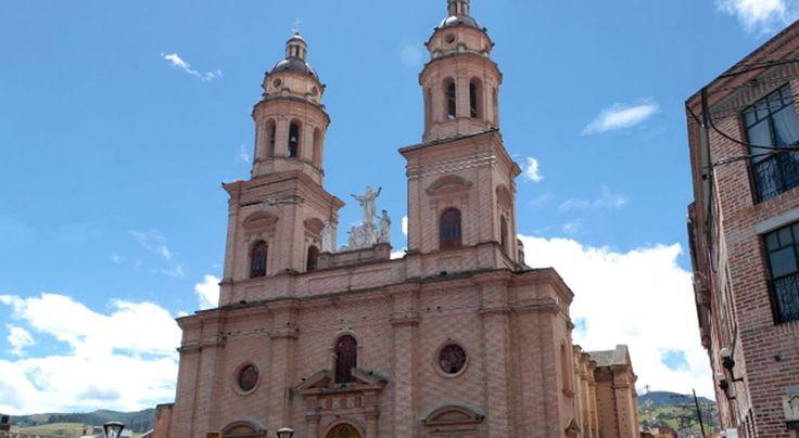 CATEDRAL-DE PASTO- COLOMBIA