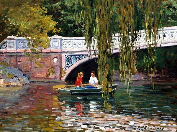 Under the Bow Bridge
