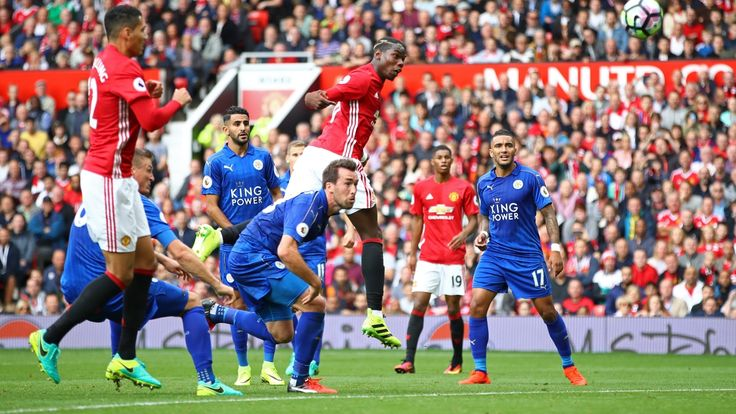 MANCHESTER UNITED SPORT NEWS: COUNTDOWN TO 2017/18: LEICESTER CITY