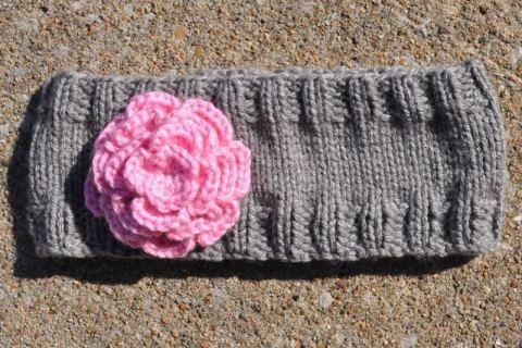 earwarmer knitting pattern