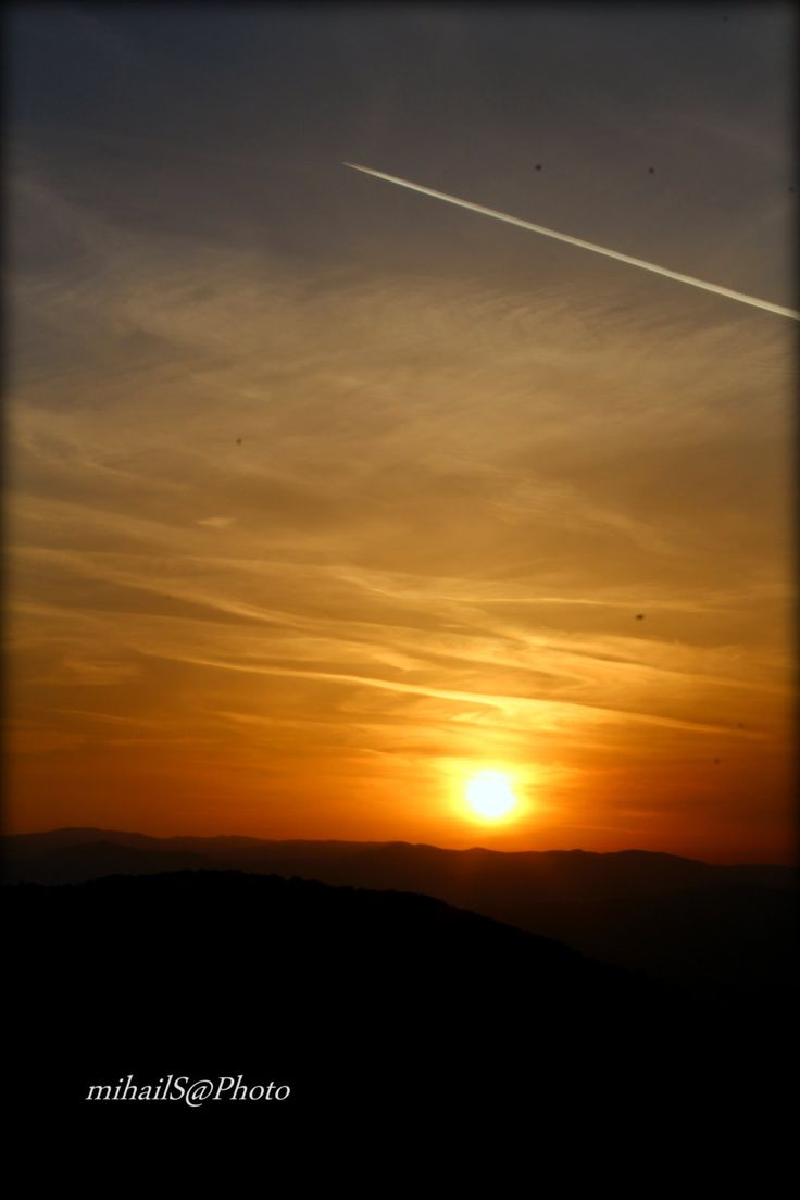 Sunset by msitarus on Etsy