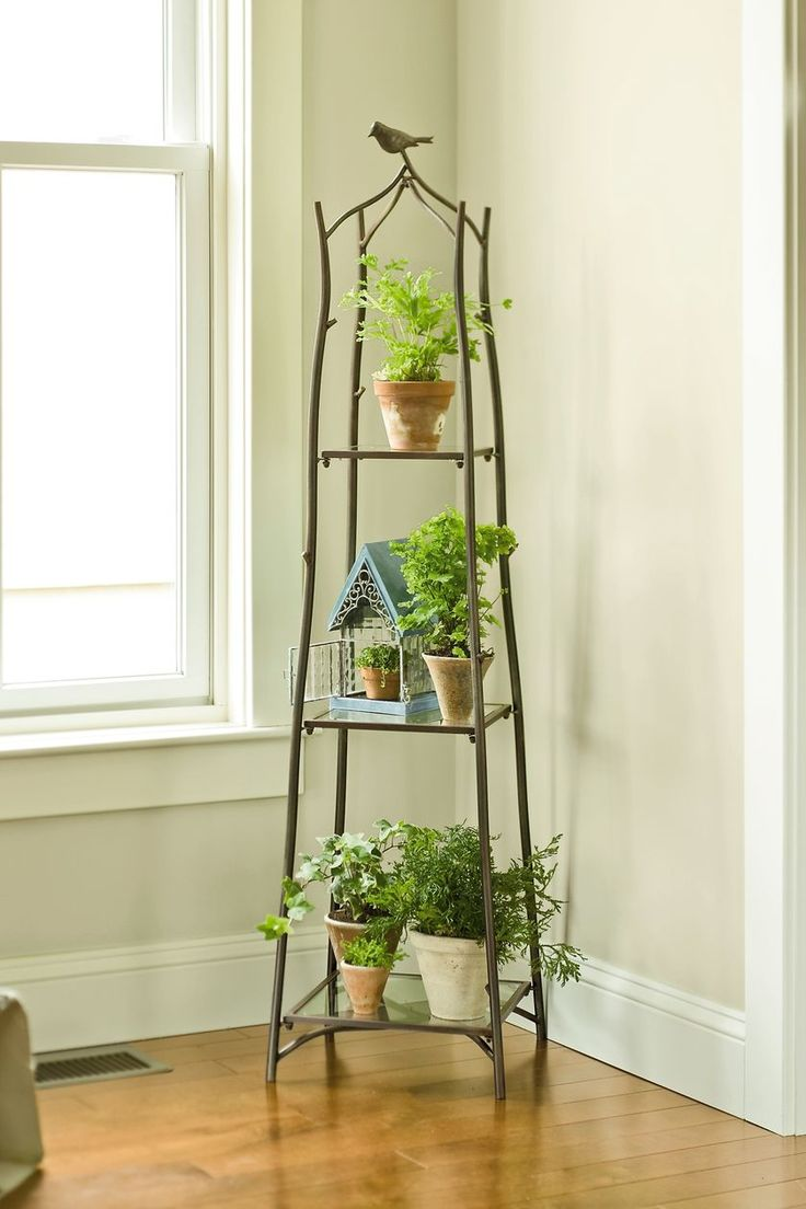 Branch Plant Stand | Buy from Gardener's Supply $69