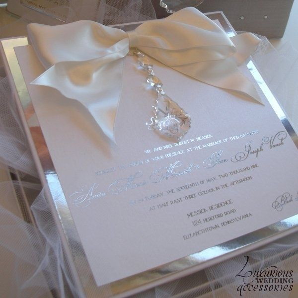 Luxury Wedding Invitations Couture Ideas