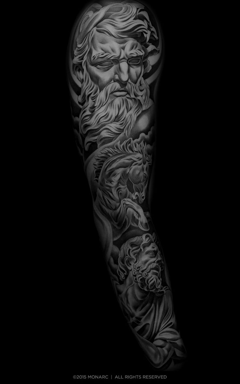 les 25 meilleures id es de la cat gorie tatouage zeus sur pinterest tatouage grec tatouage. Black Bedroom Furniture Sets. Home Design Ideas