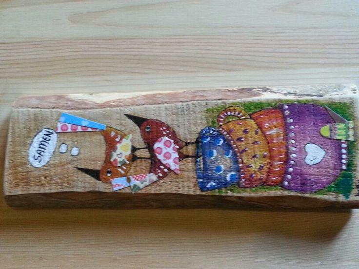 Folk art betty