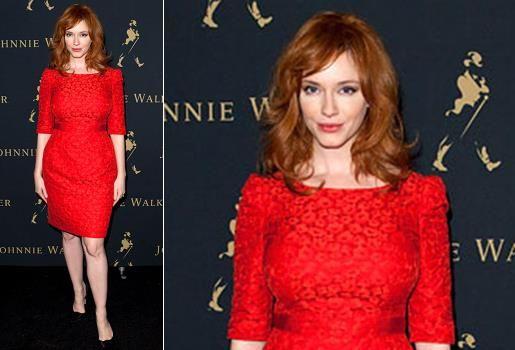 Какой макияж можно подабрать под красное платье