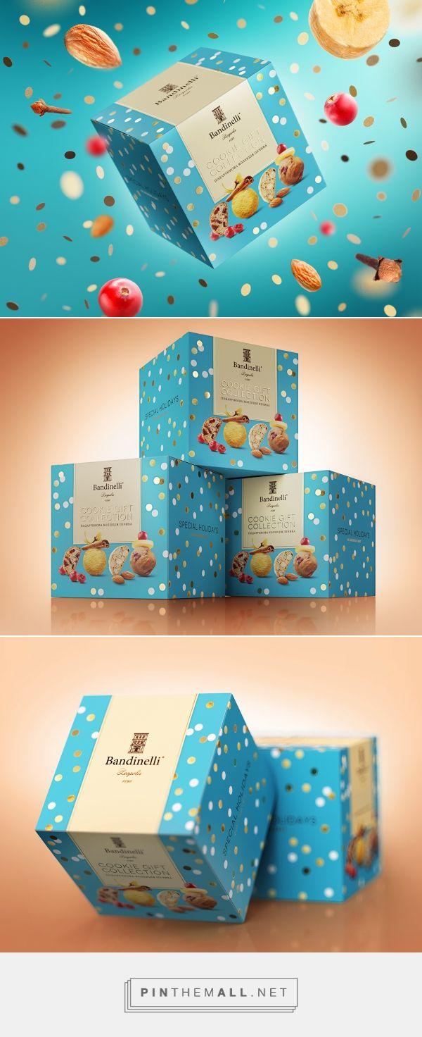 Bandinelli. Cookie gift collection by Olga Samsonenko