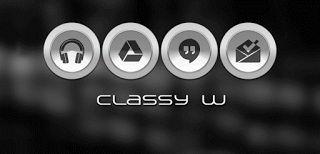 Classy W - Icon Pack v1.5  Miércoles 9 de Diciembre 2015.Por: Yomar Gonzalez | AndroidfastApk  Classy W - Icon Pack v1.5 Requisitos: 4.0.3 o superior Información general: W con clase - Icon Pack un brillante icono de base redonda conjunto que destaca en cualquier pared W con clase - Icon Pack un conjunto icono de base redonda brillante que se destaca en cualquier pared W con clase - Icon Pack Características:  2600 iconos personalizados  30  HD fondos de pantalla basados en la nube  XXXHDPI…