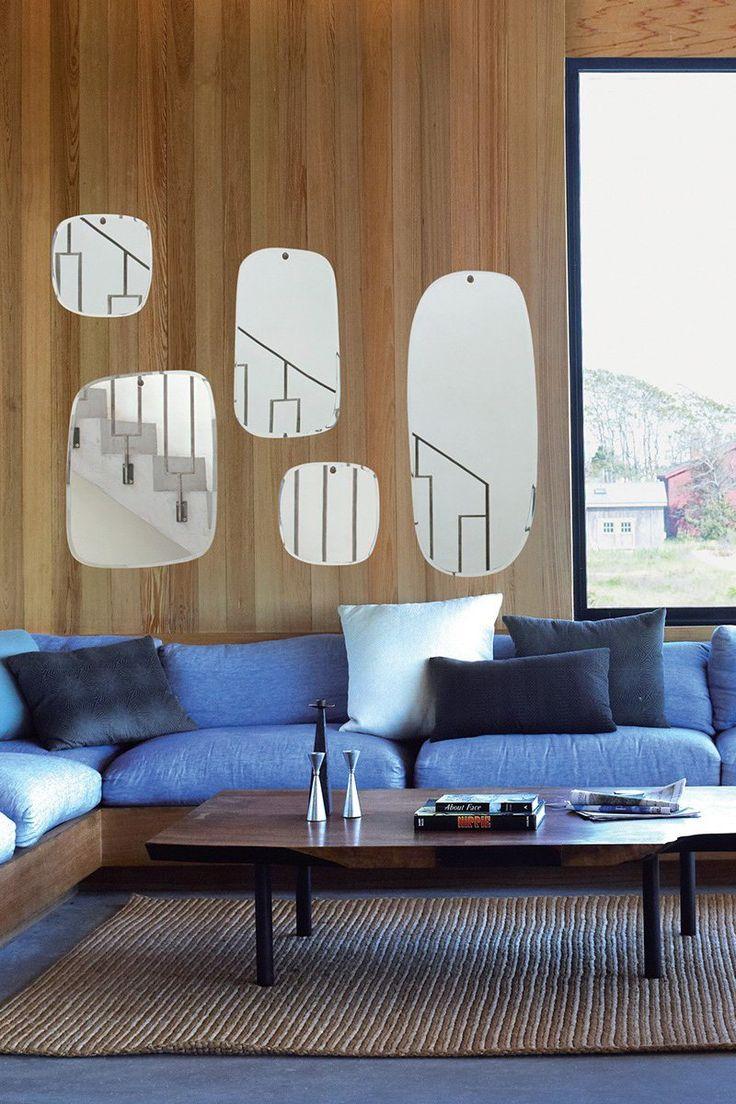 8 inspirations à copier pour décorer le mur au-dessus du canapé !