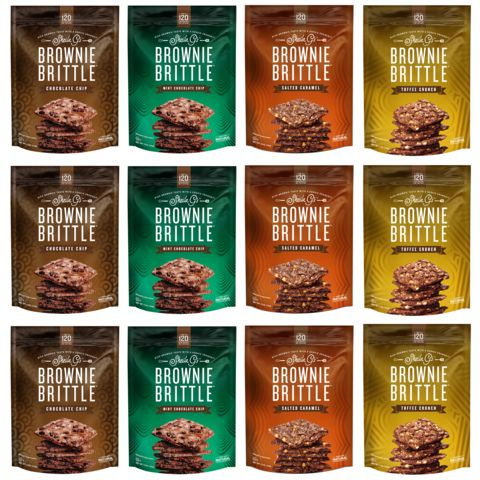 about Brownie Brittle on Pinterest | Chocolate Toffee, Mint Chocolate ...