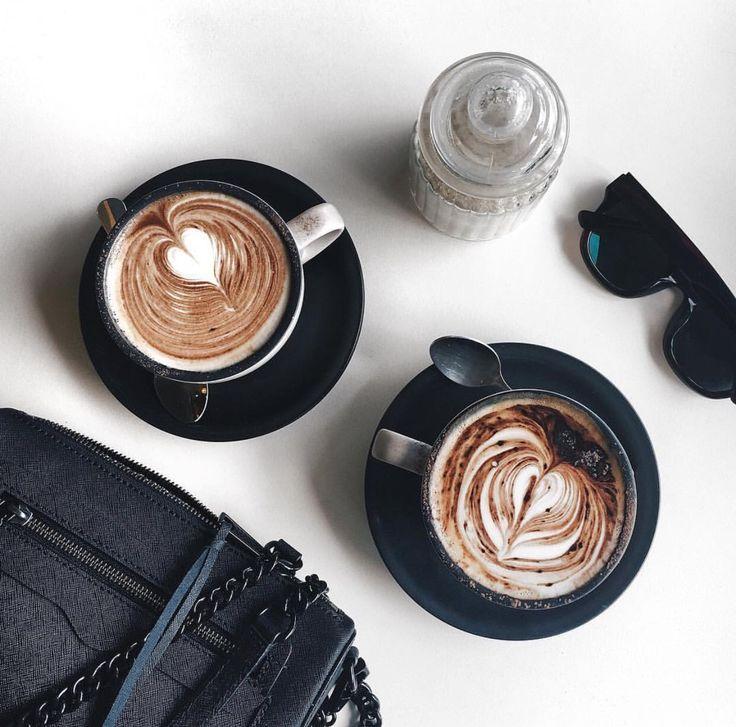 beautiful coffee photography