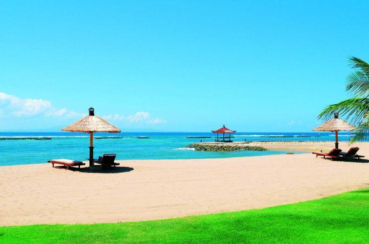 クラブメッド バリのビーチ