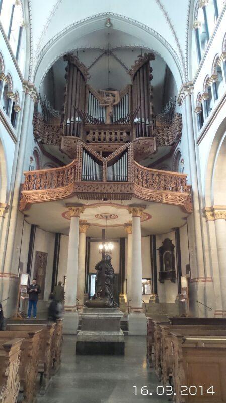 Catedral Central Bonn 2014