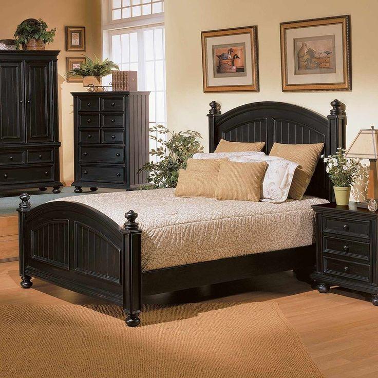 Marhill Panel Bed Panel bed, King bedroom sets, Home