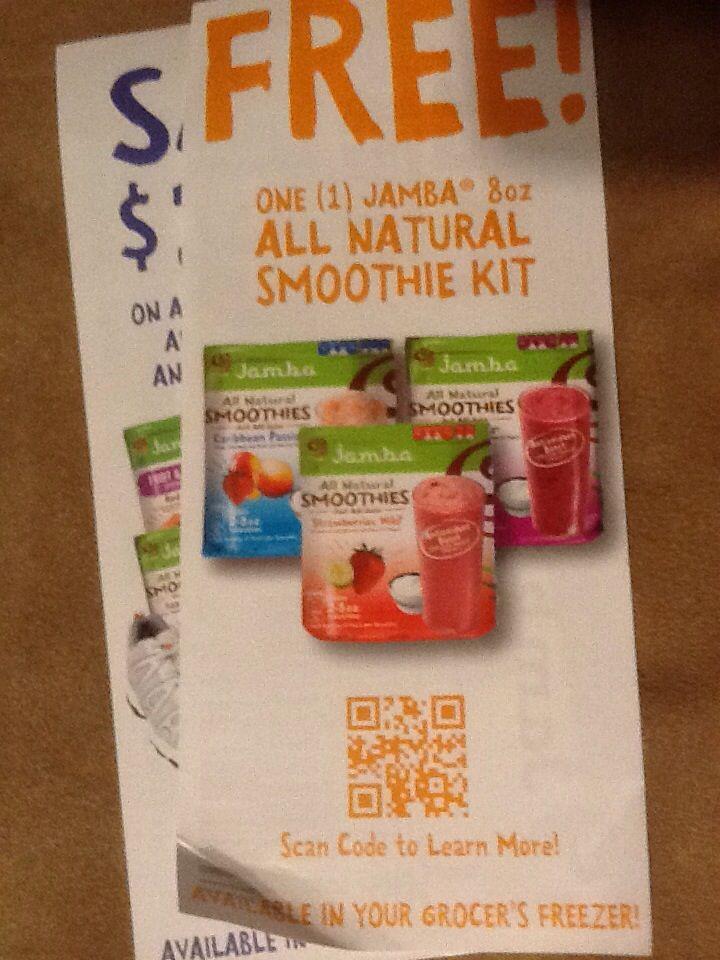 What's in..Jamba Juice All Natural Smoothie Kit found in your local grocer's frozen aisle! #JambaJuice #SurfsUpVoxBox #Influenster #InfluensterVox