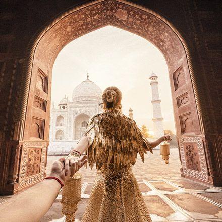 インド、タージ・マハル ーー「訪れるたびに恋に落ちる、インスピレーションとパワーの根源」