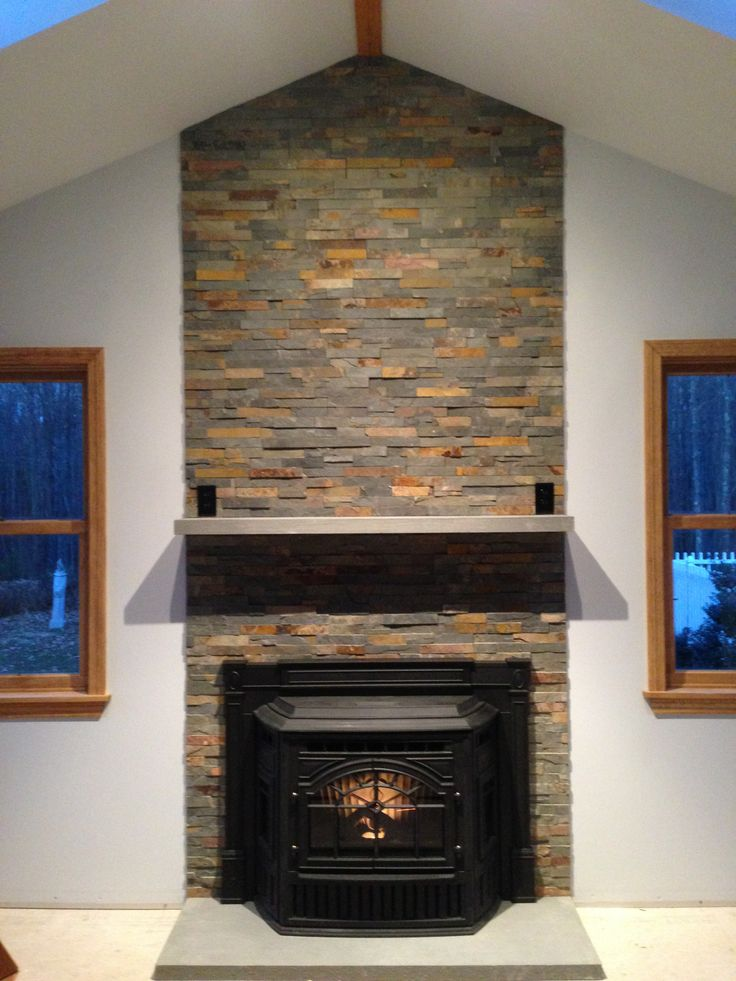 How To Build Fire In Fireplace Insert