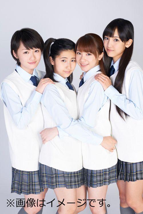 Morning Musume...1 year ago.
