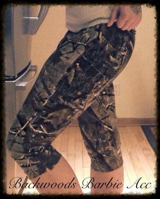 Realtree camo stretch leggings by BackwoodsBarbieAcc on Etsy, $25.00 actually really like these!!
