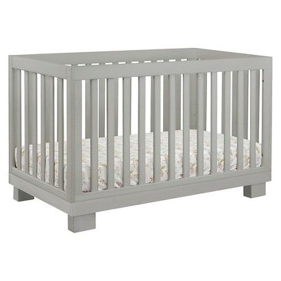 Buy Your Grey Modo Convertible Crib By Babyletto Here. The Grey Modo Convertible  Crib Is The Perfect Piece For Your Babyu0027s Modern Nursery!