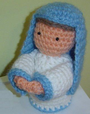 Belen Nativity Amigurumi : 17 Best images about portal belen crochet on Pinterest ...