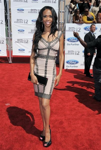 2012 BET Awards - Michelle Williams