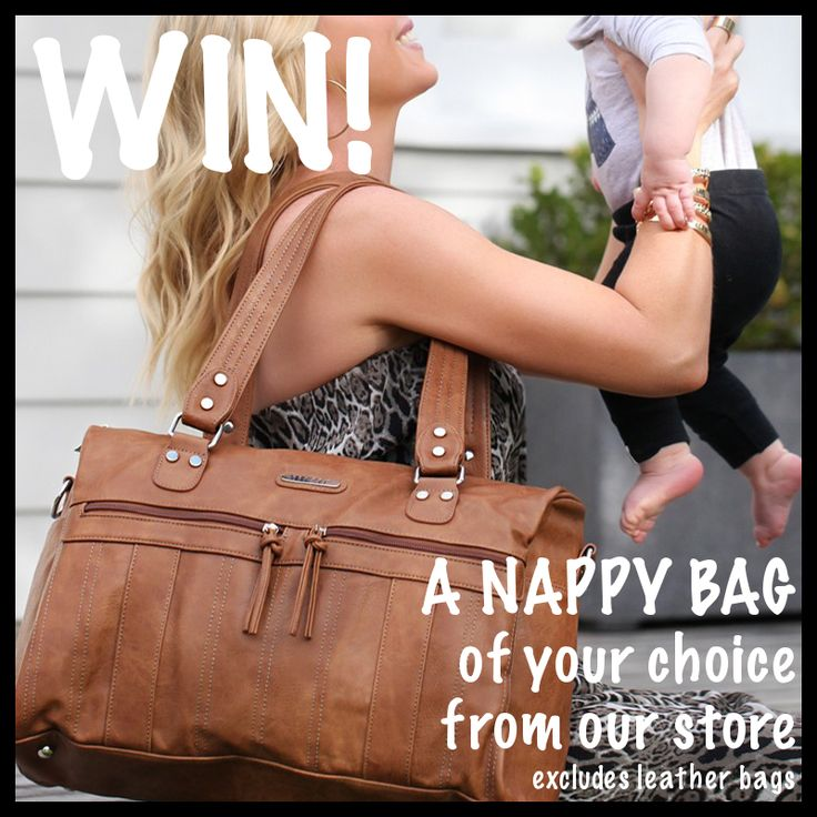 HELP US REACH 5,000 FACEBOOK LIKES TO WIN A NAPPY BAGTo enter you need to like our Facebook page. Then select the nappy bag you would like to win from our website store and comment on our competition Facebook post the bag you would like to win.The competition will be drawn when we reach 5,000 Facebook Likers on our Facebook page. The winner be drawn randomly from all comments on our original post. The winner must be liker of a page. Only one winner will be drawn. We will contact the winner…