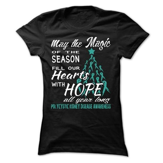 Christmas1 - Polycystic Kidney Disease - #gift for teens #hoodie for teens. THE BEST => https://www.sunfrog.com/LifeStyle/Christmas1--Polycystic-Kidney-Disease-Ladies.html?60505