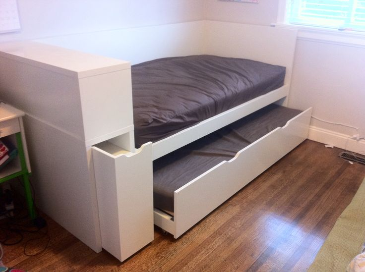Ikea Odda bed assembled in North Vancouver. | IKEA